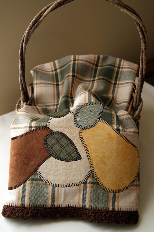 Crochet Edging For Tea Towel Stitch4ever